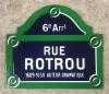 Rotrou bibliography logo